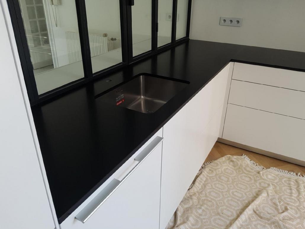 Plan Travail Granit Portugal cuisines et plan de travail en marbre, quartz, silestone